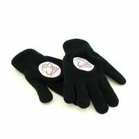 Topfanz Handschoenen zwart - S - Zulte Waregem