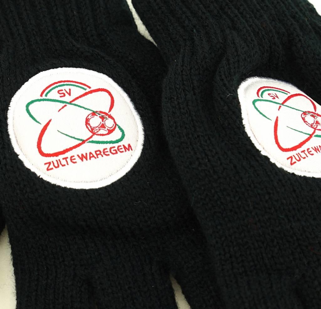 Topfanz Gloves black -S- Zulte Waregem