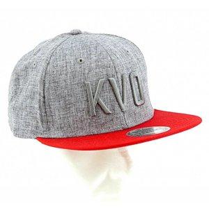Grey 3D Cap - KVO