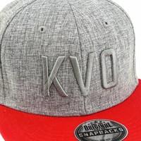 Topfanz Grey 3D Cap - KVO