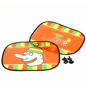 Sunscreen protector car -  KV Oostende