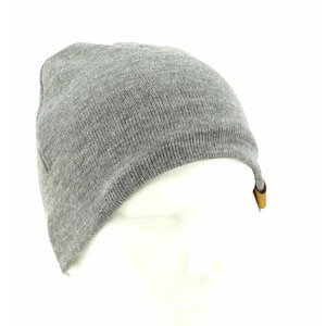 Grey business beanie - KVO