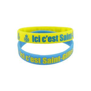 Bracelet en silicone (par 2)