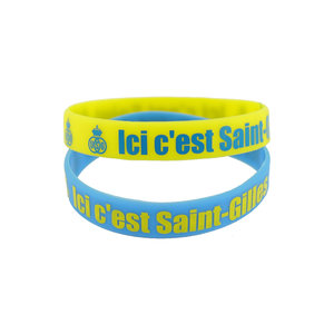 Silicone bracelet (2pack)
