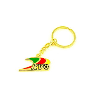 Keychain logo metal colours