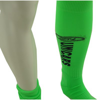 Game Socks KVO fluo green 19-20