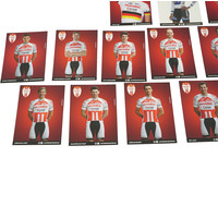 Complete picture set cards Corendon-Circus Pro Continentaal