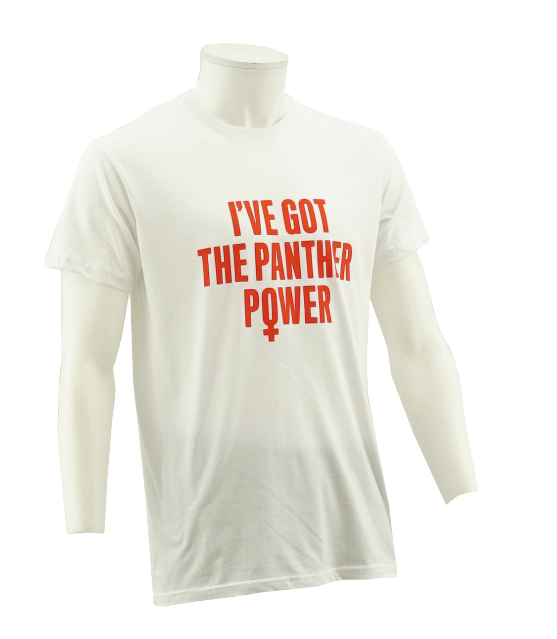 Topfanz T-shirt  I've got the panther power
