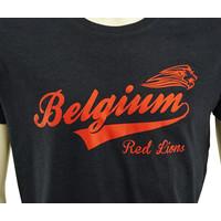 Topfanz T-shirt Belgian Red lions