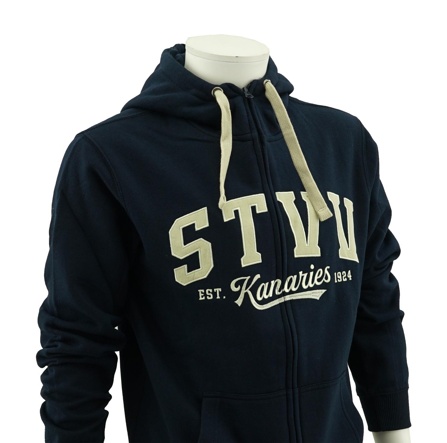Topfanz Zipped hoodie STVV