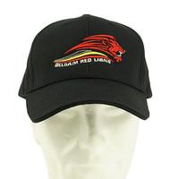 Topfanz Cap black Red Lions