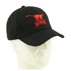 Cap black Red Panthers