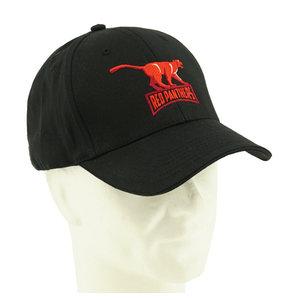 Cap black Red Panthers