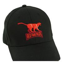 Topfanz Pet zwart Red Panthers