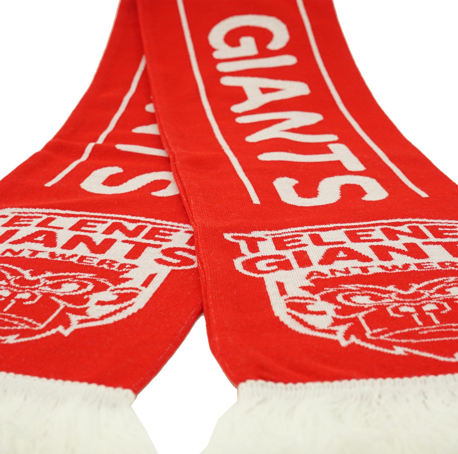 Winter scarf Antwerp Giants