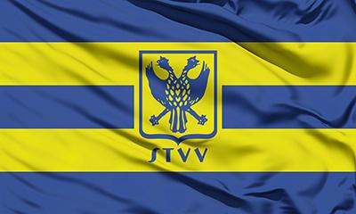 Topfanz Flag kids yellow/blue