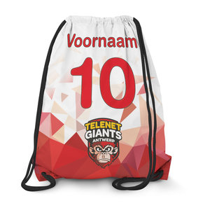 Personalised sport bag