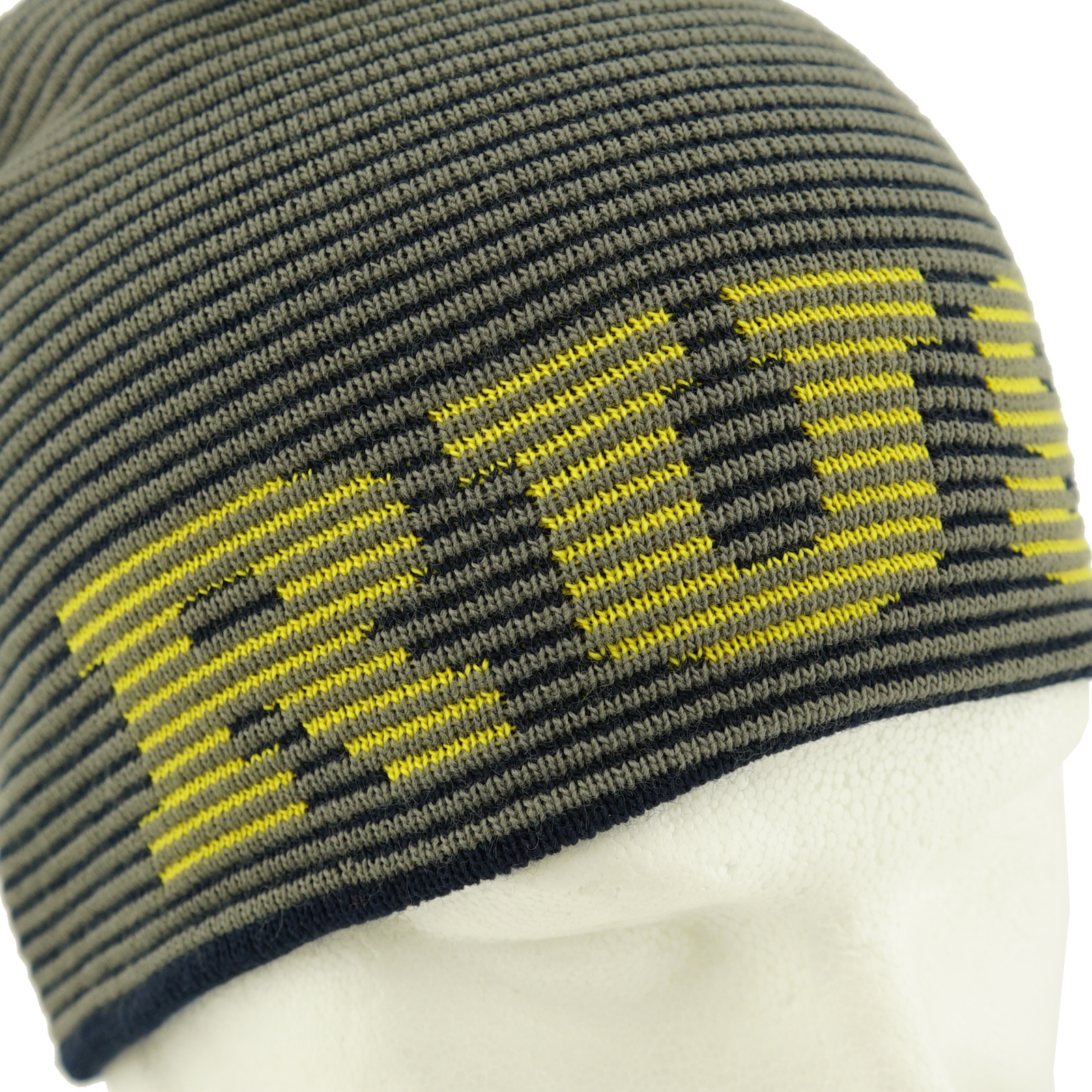 Topfanz Vintage beanie with relief