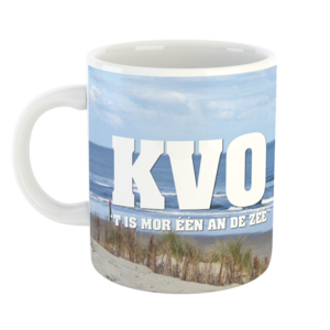 Personalised mug - ocean view