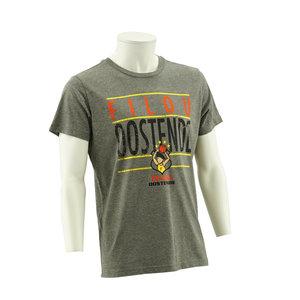 T-shirt gris Filou Oostende