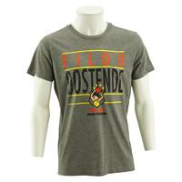 Topfanz T-shirt grijs Filou Oostende