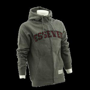 Zipped hoodie Essevee