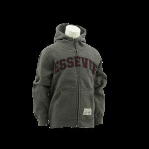 Zipped hoodie Essevee enfant