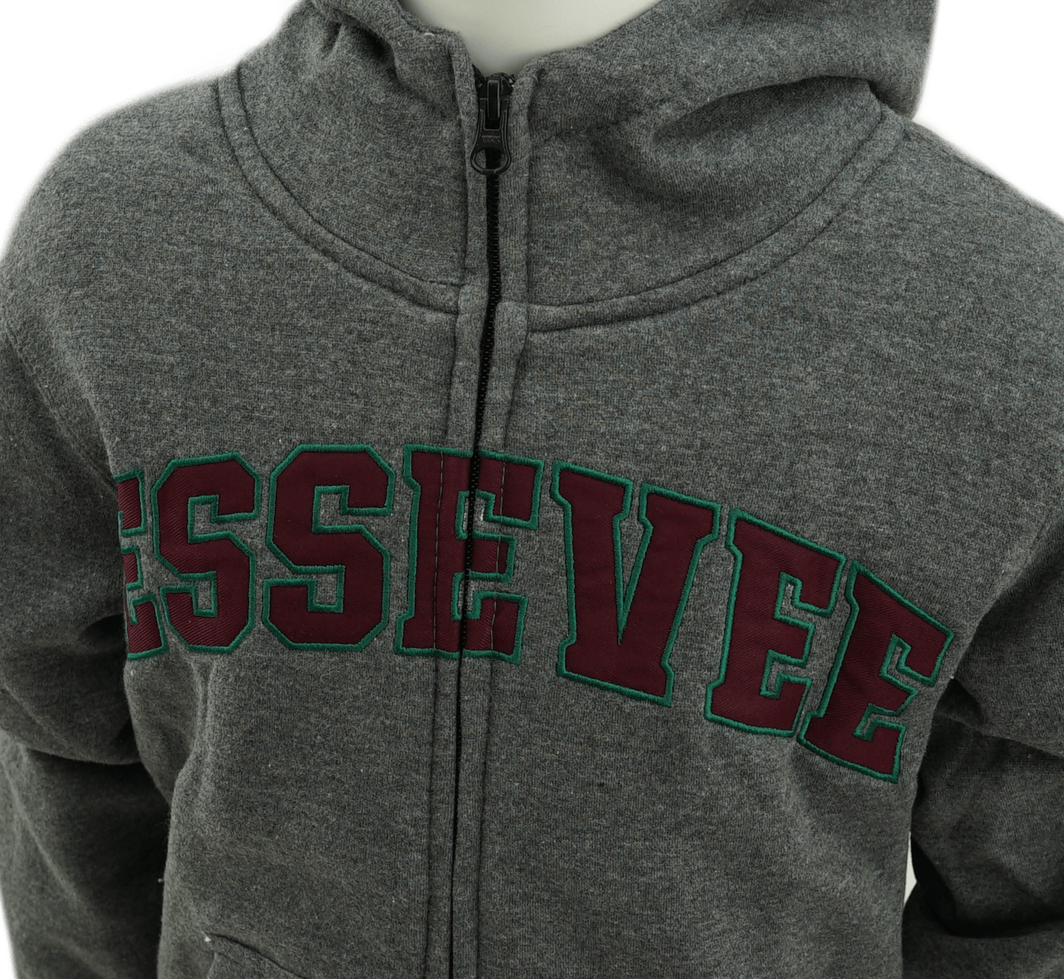 Topfanz Zipped hoodie Essevee kids - Zulte Waregem