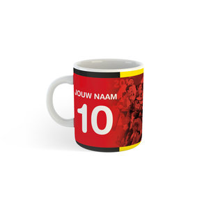 Personalised mug Red Lions