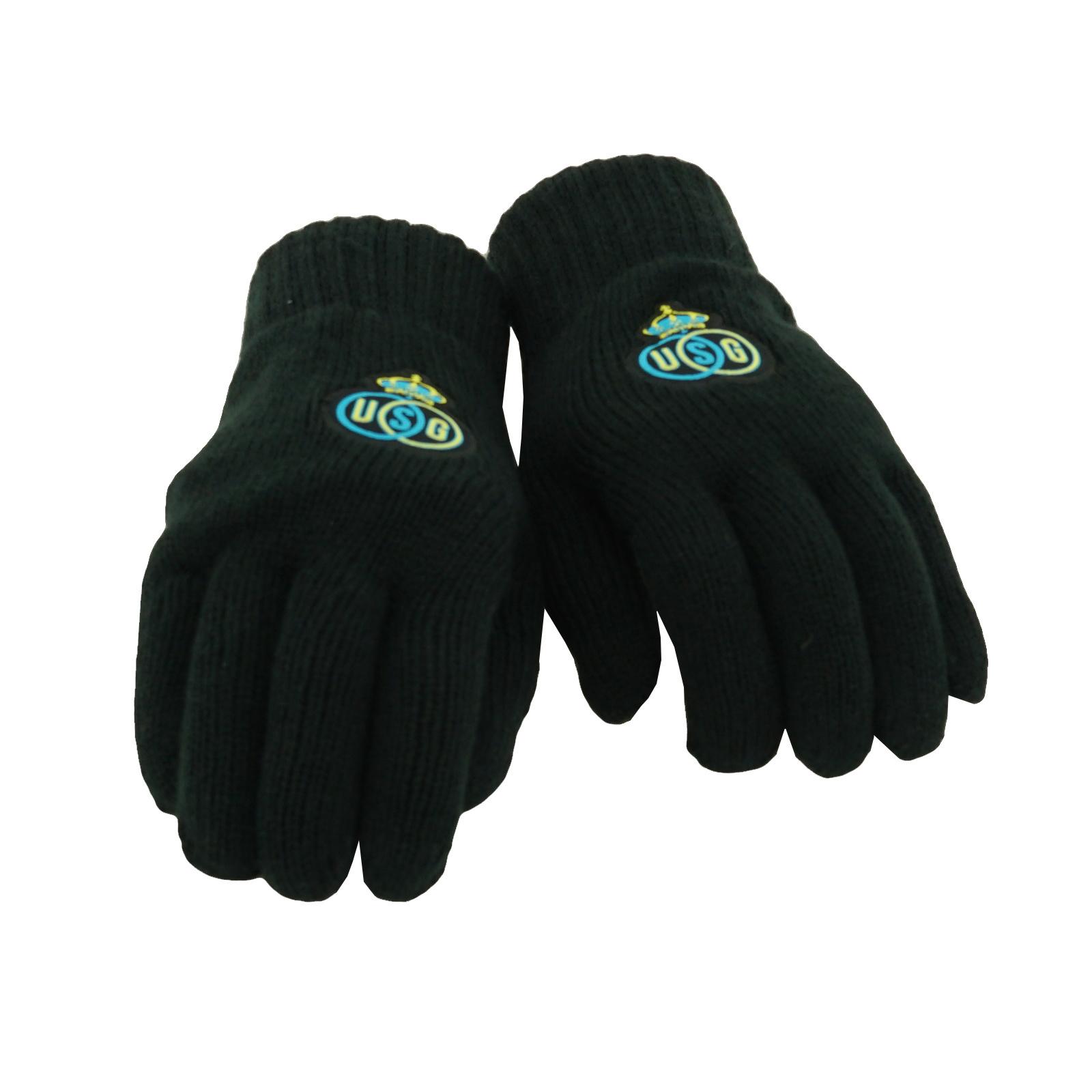 Topfanz Handschoenen zwart - S