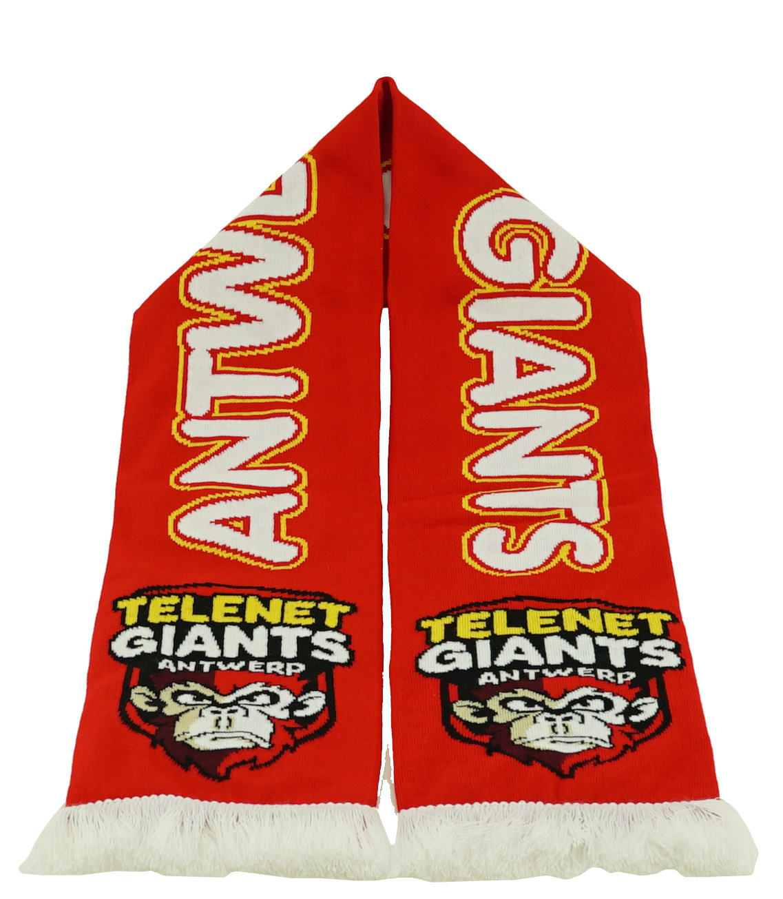 Topfanz Scarf logo Antwerp Giants