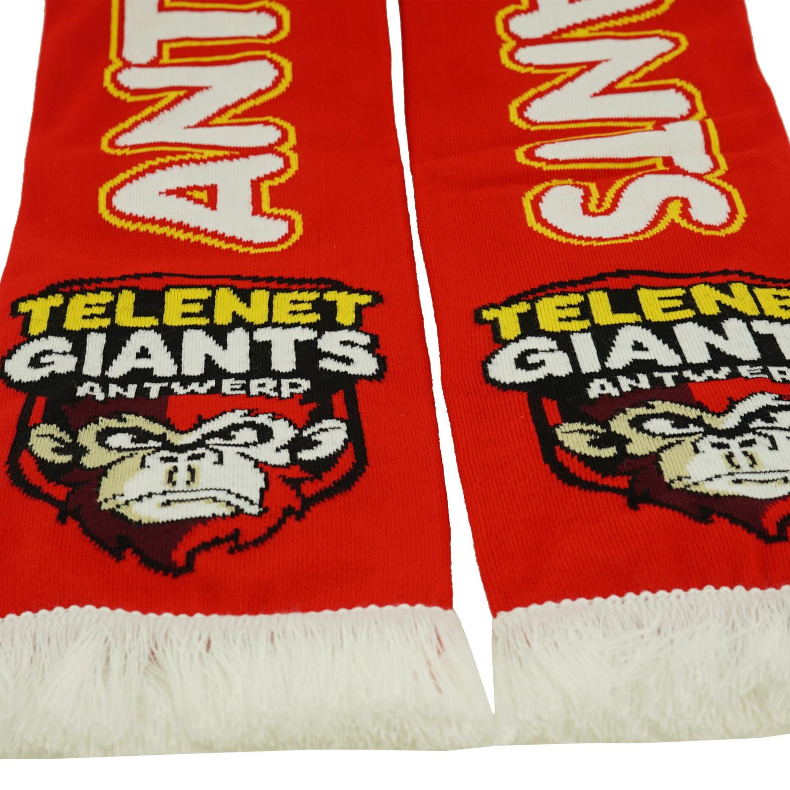 Topfanz Sjaal logo  Antwerp Giants