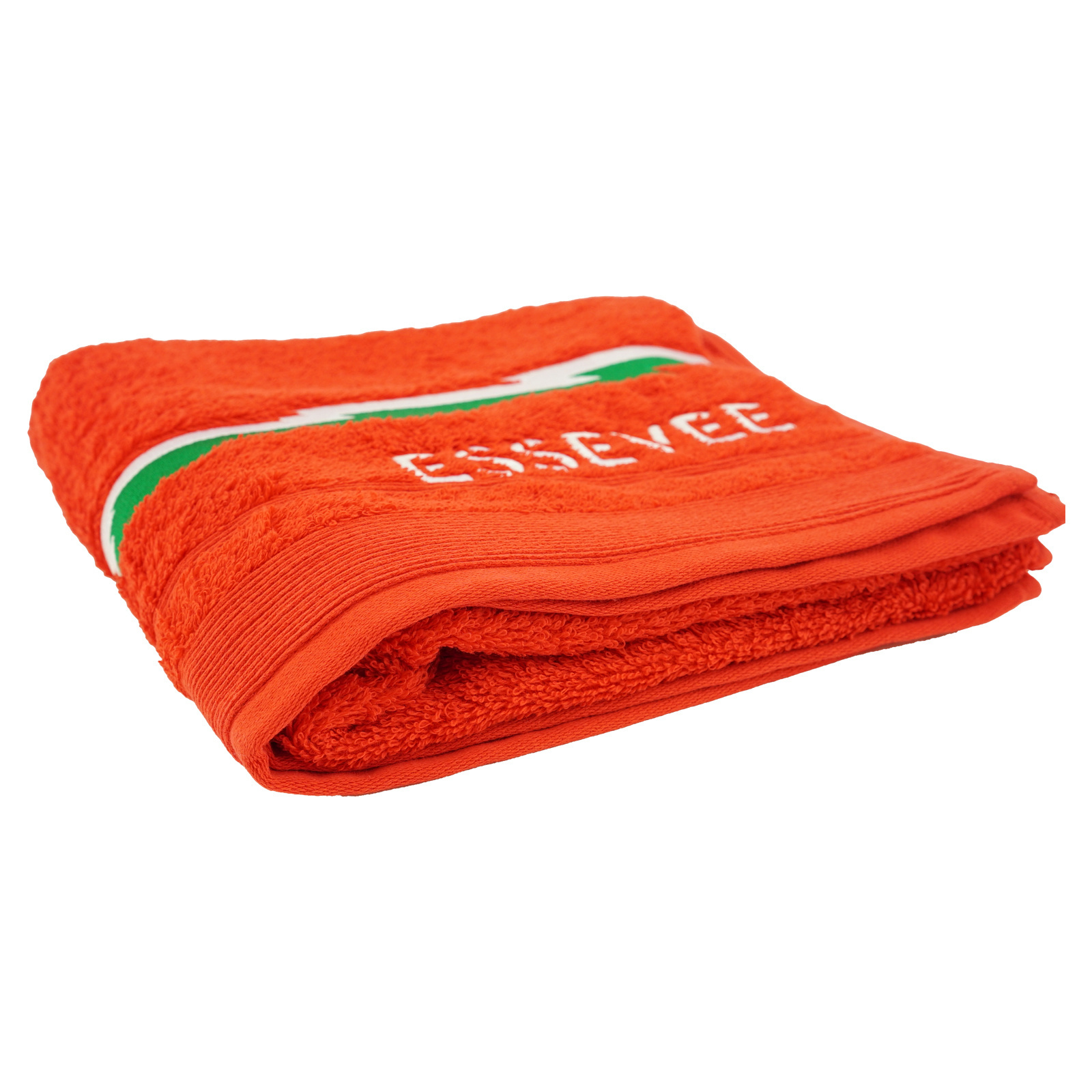 Topfanz Towel lightning green white M
