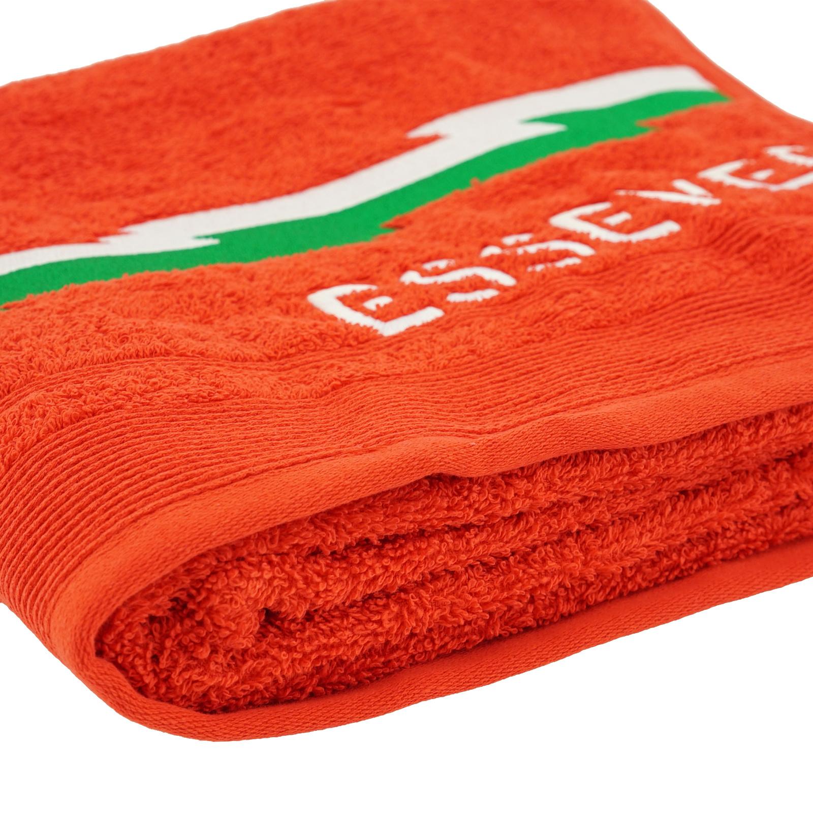 Topfanz Handdoek bliksem groet wit  L