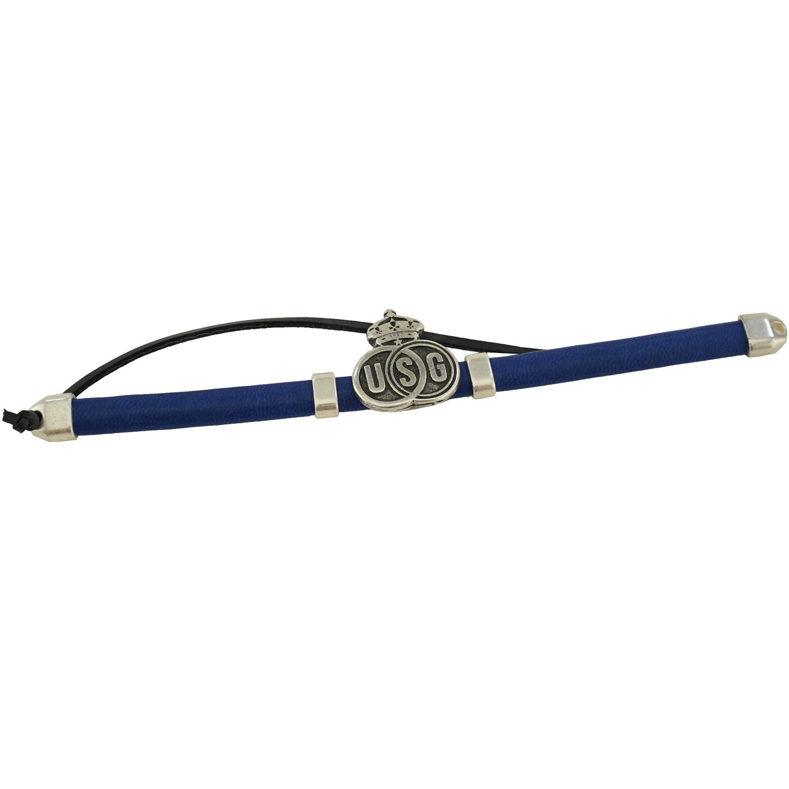 Topfanz Bracelet woven blue Union