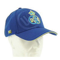 Topfanz Cap blue embossed logo - Union