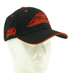 Cap black Lion