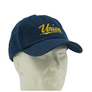 Cap light denim