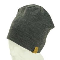 Topfanz Business beanie dark grey - L