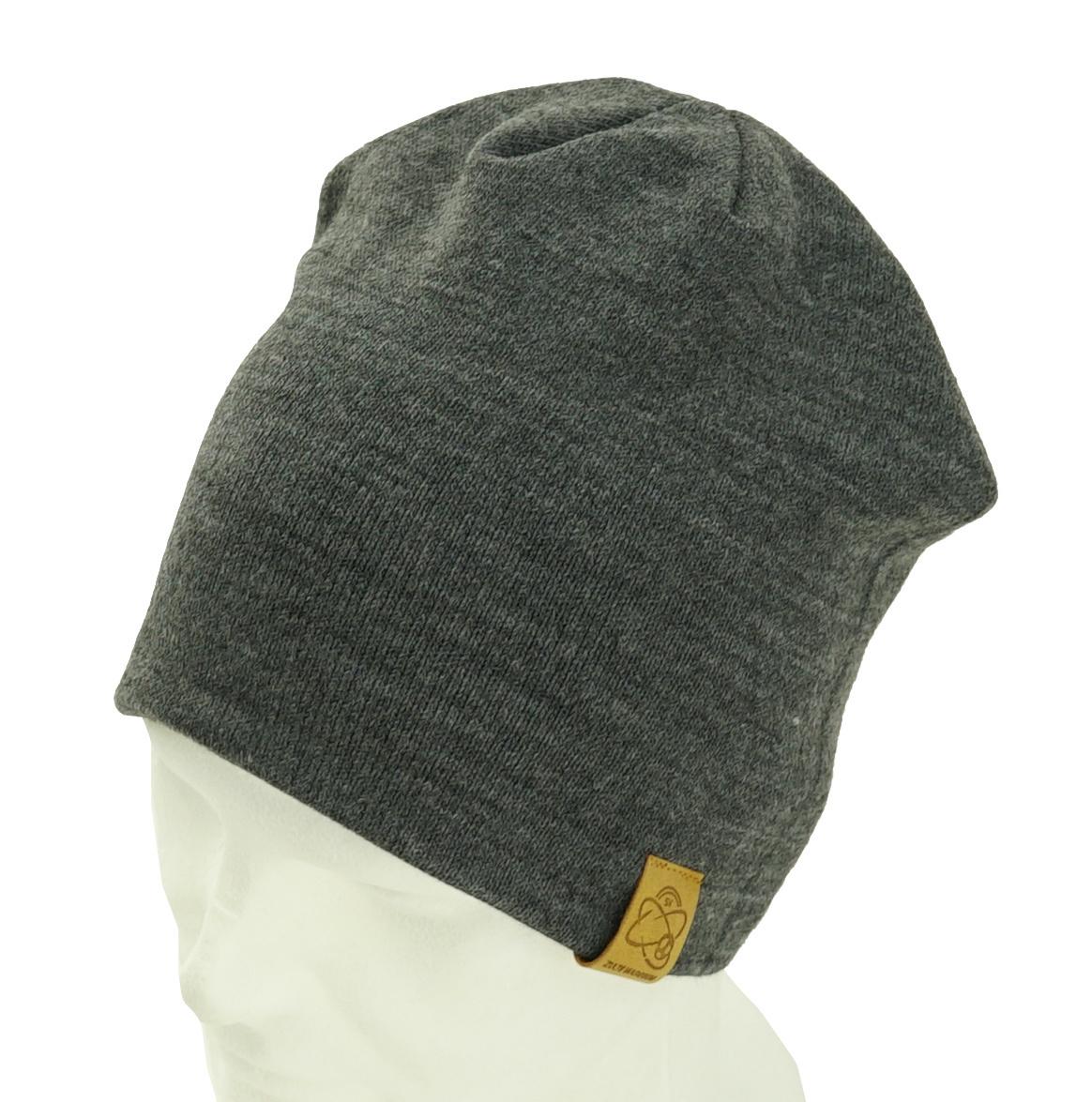 Topfanz Bonnet business dark gris - L