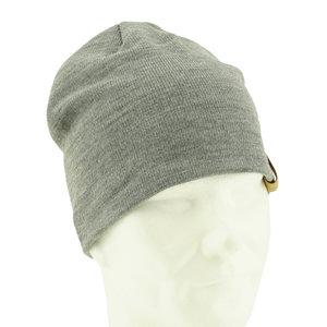 Business beanie light grey - M
