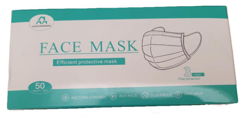 Topfanz Single use face mask