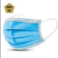 Topfanz Masker voor éénmalig gebruik