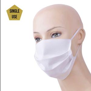 Masque non-tissé non réutilisable (50 pièces)