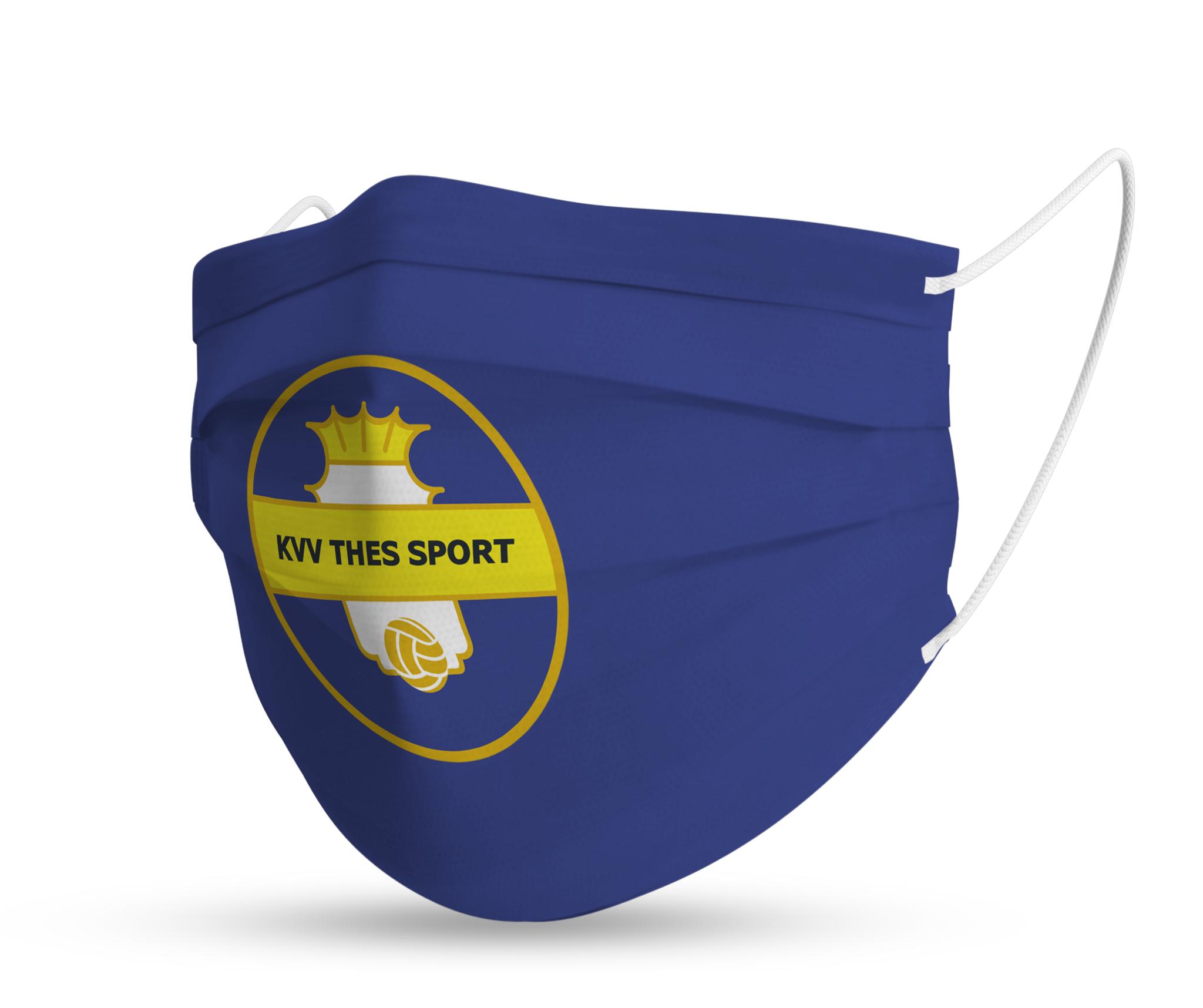 Topfanz Mondmasker Thes Sport