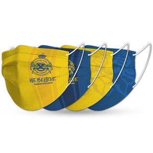 Face mask Waasland Beveren (x4)