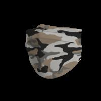Topfanz Mondmasker trendy camouflage desert