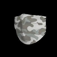Topfanz Mondmasker trendy camouflage snow