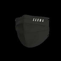 Topfanz Mondmasker black cotton karma