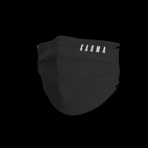 Masque black cotton karma
